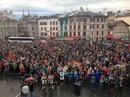 Manifestation historique  à Bayonne dans Politique sans-titre
