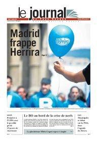 MADRID FRAPPE HERRIRA dans Politique portada_irudia
