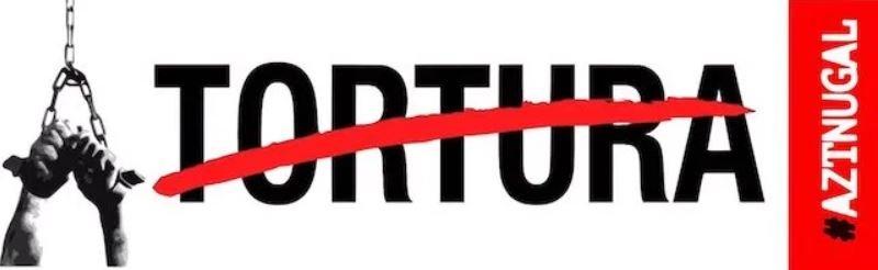 TORTURA AZTNUGAL AFFICHE